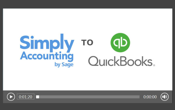 Simply Accounting to Quickbooks